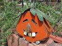 ハロウィン かぼちゃ パンプキン オーナメントガーデニング ガーデン アンティーク【花遊び】『プリムジャック』