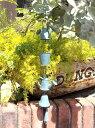 ガーデニング雑貨 ガーデン ベル ハンギング 壁掛け【花遊び】『ジョーロ!ドアベル』