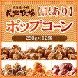 花畑牧場【訳あり】ポップコーン250g ×12袋(味はお楽しみ♪)