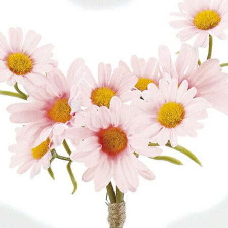 【造花】アスカ/デージーバンチ×9 ピンク/A...の紹介画像2