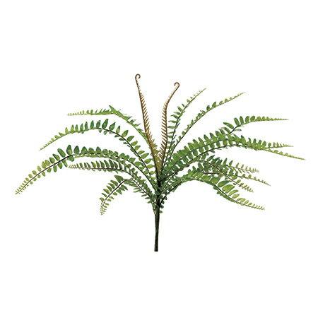 【造花】MAGIQ(東京堂)/玉シダブッシュ GREEN /FG008081【01】【取寄】《 造花(アーティフィシャルフラワー) 造花葉物、フェイクグリーン ファーン 》