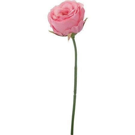 即日 【造花】YDM/ミニガーデンローズピック ビューティー/FA7011-BTY《 造花(アーティフィシャルフラワー) 造花 花材「は行」 バラ 》