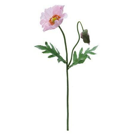 大特価◎【造花】YDM/ポピー ピンク/FF2864-P【01】【取寄】《 造花(アーティフィシャルフラワー) 造花 花材「は行」 ポピー 》