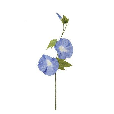 【造花】YDM/アサガオレイン ブルー/FS8233-BLU【01】【取寄】《 造花(アーティフィシャルフラワー) 造花 花材「あ行」 アサガオ(朝顔) 》