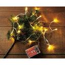 楽天花材通販はなどんやアソシエ早割◎丸和貿易/レス イヴェール LED 20球 ライト/400665901【01】【取寄】《 ディスプレイ用品・インテリア クリスマス飾り イルミネーションライト 》