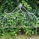 大同クラフト/ミニフェンス グレー グレー/KGF02-S60【01】【取寄】[2個]《 ガーデニング用品 ガーデン家具 ラティス・フェンス 》