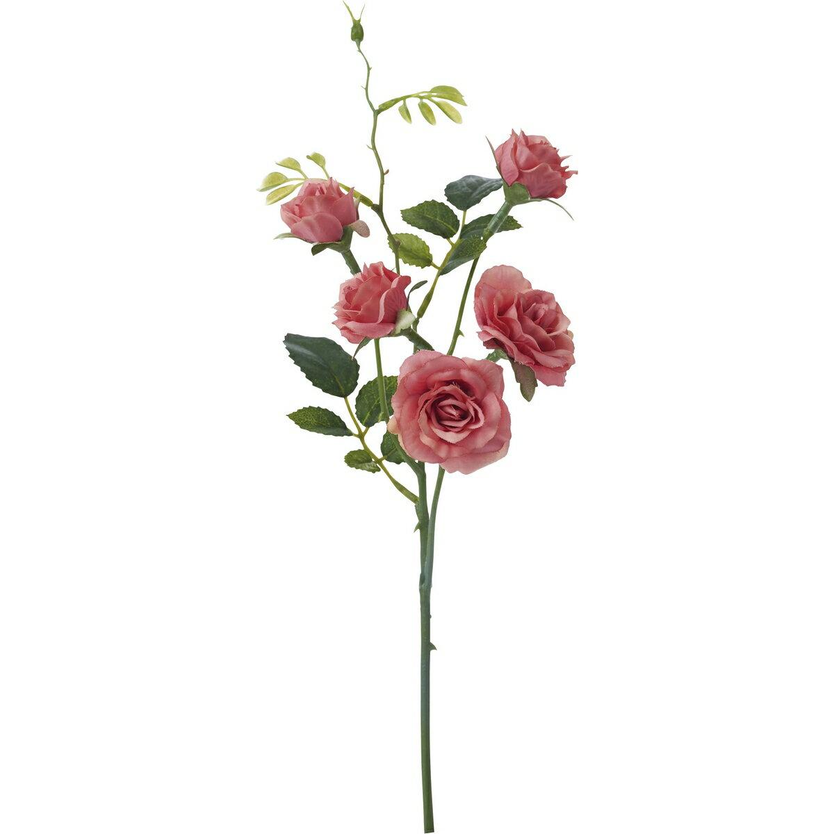即日★【造花】YDM/スウィートローズ ピンクグリーン/FFH-0023-P/G《 造花(アーティフィシャルフラワー) 造花 花材「は行」 バラ 》