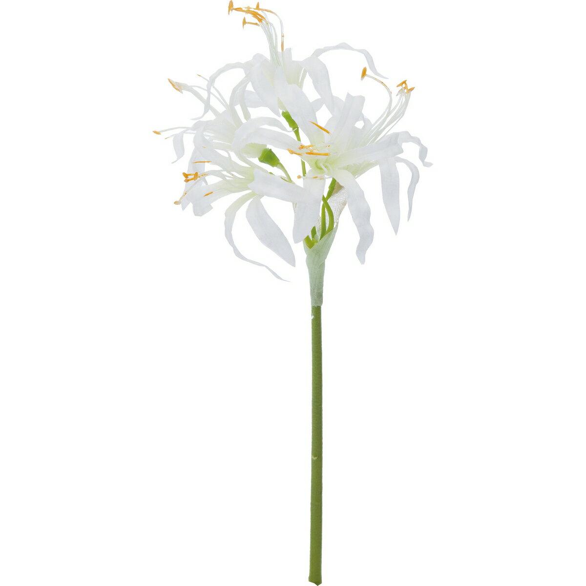 【造花】YDM/ダイヤモンドリリー クリーム/FFH-0007-CR【01】【取寄】《 造花(アーティフィシャルフラワー) 造花 花材「な行」 ネリネ・ダイヤモンドリリー 》