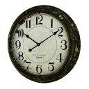 CARNAC/アンティーククロックE/ZF11【01】【01】【取寄】《 店舗ディスプレイ インテリア 時計 》