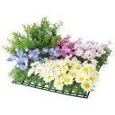 【造花】YDM/フラワーフィールドマット ミックス/GL-MB047-MIX【01】【取寄】造花(アーティフィシャルフラワー) 造花 花材「は行」 その他「は行」造花花材 手作り 材料