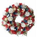 彩か/Wreath -Tricolour Color M/CXO-581M【01】【取寄】[2個]