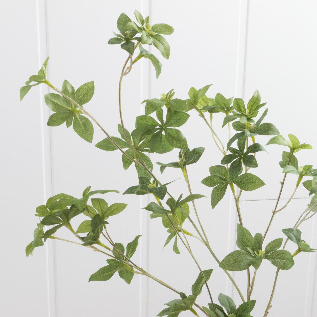 即日 【造花】アスカ/ドウダン(S) グリーン/A-40947-51A《 造花(アーティフィシャルフラワー) 造花枝物 ドウダンツツジ 》