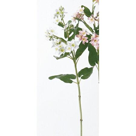 【造花】アスカ/A-32145 ブルースターX20 #001 ホワイト/A-32145-001【01】【01】【取寄】《 造花(アーティフィシャルフラワー) 造花 花材「は行」 ブルースター 》