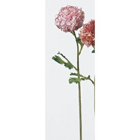【造花】アスカ/ラナンキュラス ピンクホワイト/A-32241-3W【01】【取寄】《 造花(アーティフィシャルフラワー) 造花 花材「ら行」 ラナンキュラス 》