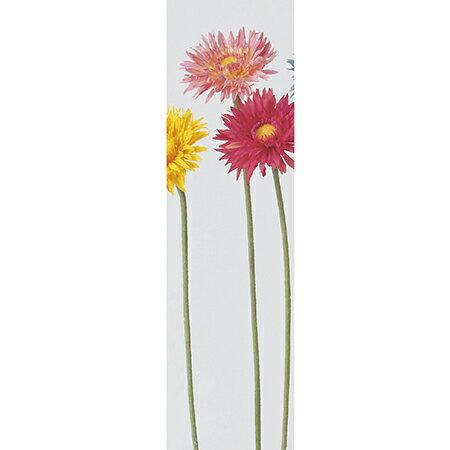 【造花】アスカ/ガーベラ ピンク/A-31878-3【01】【01】【取寄】《 造花(アーティフィシャルフラワー) 造花 花材「か行」 ガーベラ 》