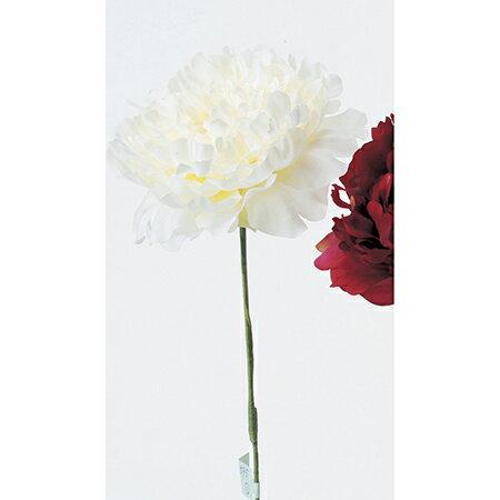 【造花】アスカ/ピオニーヘッド ホワイト/A-3...の商品画像