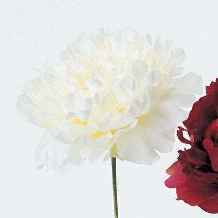 【造花】アスカ/ピオニーヘッド ホワイト/A-...の紹介画像2