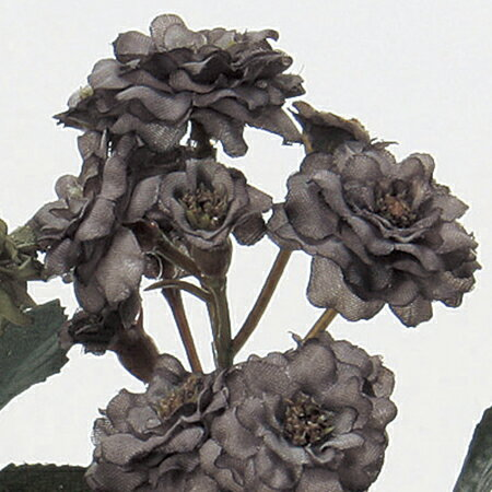 【造花】アスカ/ポンポンローズ×11 グレイ/...の紹介画像2