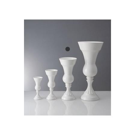 クレイ/GOLDEN RATIO C R/T 4 WHITE/326-204-100【01】【取寄】《 花器、リース 花器・花瓶 陶器花器 》