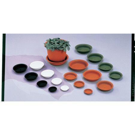 パオ受皿 3号 ブラッグ/125-10503-6【01】【取寄】《 ガーデニング用品 ポット・鉢 受皿 》