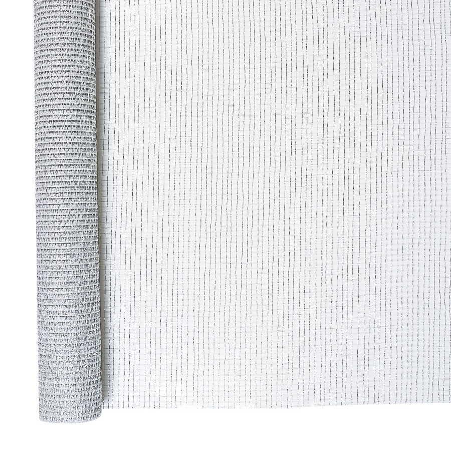 青山リボン/キラクライン 650X10M #001/30-8522-1【01】【取寄】《 ラッピング用品 ・梱包資材 ラッピングペーパー(包装紙) 包装紙(ロール) 》