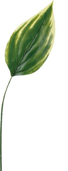 【造花】YDM/ホスタリーフ グリーン/FG4442-GR【01】【01】【取寄】《造花(アーティフィシャルフラワー) 造花葉物 ホスタ》