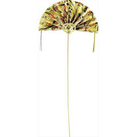 友禅扇ピック GO /NIPK006【01】【取寄】《 花資材・道具 フラワーピック 和風ピック 》
