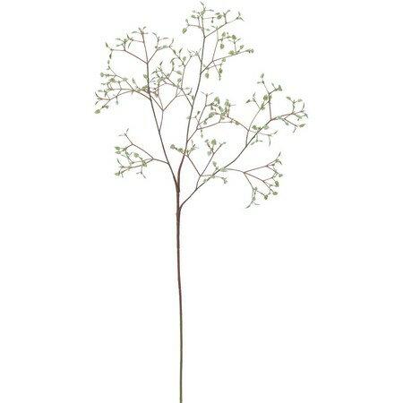 大特価 【造花】YDM/ベビーブリースリーフスプレー グリーン/FG4582-GR【01】【取寄】《 造花(アーティフィシャルフラワー) 造花葉物、フェイクグリーン その他の造花葉物・フェイクグリーン 》