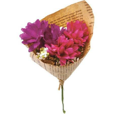 大特価 即日 【造花】YDM/フィンガーマムブーケ ビューティーラベンダー/FBC8043-BTL《 造花(アーティフィシャルフラワー) 造花 花材「か行」 キク(菊)・ピンポンマム 》