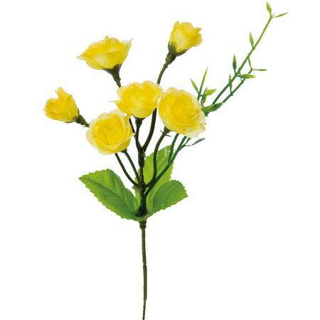 即日★【造花】YDM/ローズピック イエロー/F...の商品画像