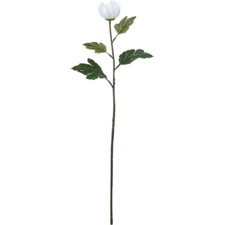 大特価◎【造花】YDM/シングルマムバット ホワイト/FF2829-W【01】【取寄】《 造花(アーティフィシャルフラワー) 造花 花材「か行」 キク(菊)・ピンポンマム 》