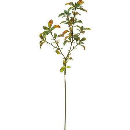 大特価◎【造花】YDM/ボックスウッドスプレー グリーンブラウン/FG4620-GBR【01】【取寄】《造花(アーティフィシャルフラワー) 造花葉物 ボックスウッド》