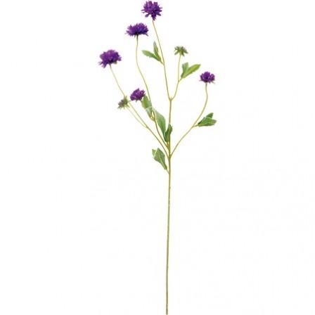 【造花】YDM/コーンフラワー パープル/FA6466-PU【01】【取寄】《造花(アーティフィシャルフラワー) 造花 「か行」 コーンフラワー》
