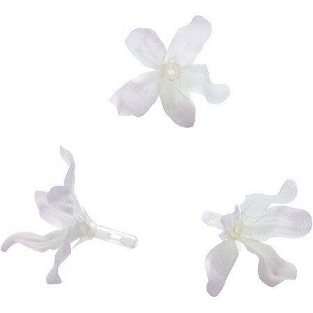 即日★【造花】YDM/ブルースター ライトピンク 80個/FLP1050-L/P【00】《 造花(アーティフィシャルフラワー) 造花 花材「は行」 ブルースター 》