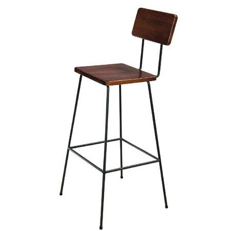 SPICE/BRESCIA BAR CHAIR/CPC236BR【04】[2個]《 インテリア雑貨 家具・収納 椅子・スツール 》