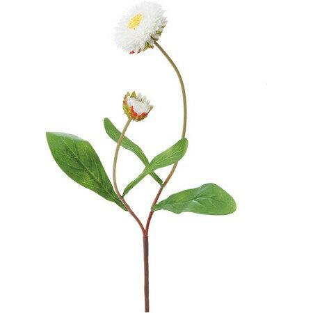 大特価◎【造花】YDM/ダンデライオンスプレー ホワイト/FA6974-W【01】【取寄】《 造花(アーティフィシャルフラワー) 造花 花材「か行」 キク(菊)・ピンポンマム 》