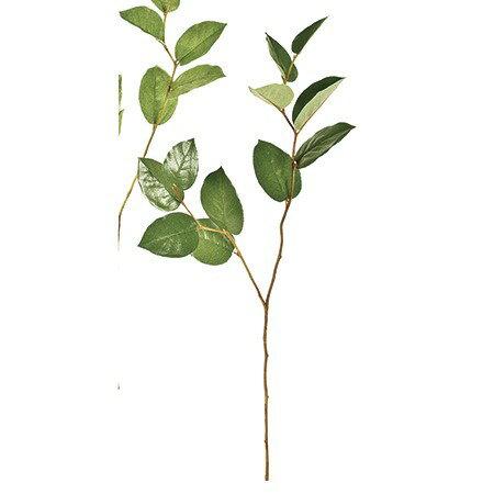 【造花】MAGIQ(東京堂)/フレッシュレモンリーフスプレー GREEN/FG003800【01】【取寄】《造花(アーティフィシャルフラワー) 造花葉物 レモンリーフ》