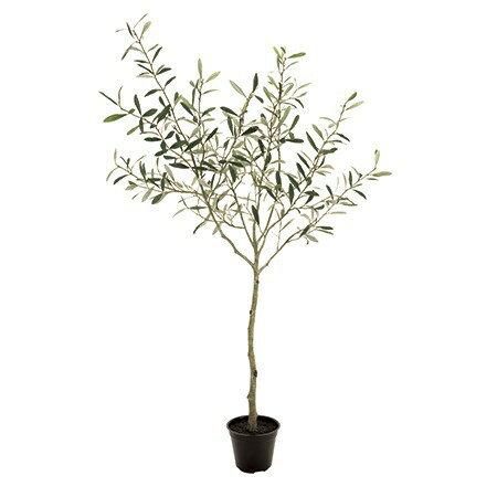 【造花】MAGIQ(東京堂)/オリーブポット 4F GREEN/FG001890【02】《 造花 グリーン オリーブ》 《 造花 グリーン オリーブ》