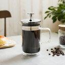 VIVA ダブルウォール フレンチプレス 500ml(コーヒープレス ホット コーヒー 珈琲 コ