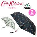 キャスキッドソン 傘 L521 S04046 S04047 折り畳み傘 かさ 雨傘 FULTON フルトン Cath Kidston ab-361700 ブランド