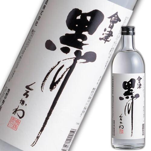 會津 黒川 甲類乙類混和焼酎25度の商品画像
