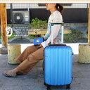 公事包 - スーツケース 【ネイビー】 キャリーケース キャリーバッグ 〜50リットル 機内持ち込み 可 [TK20] 超軽量 sサイズ おしゃれ かわいい 出張用 旅行バック 2日 3日 新作 旅行かばん ジッパー ファスナー開閉 ハードケース