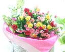 バラ花束 送料無料 バラ32本 誕生日にバラをプレゼ...