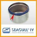 Cgalfor(four)交换零件单位用填料 【SEAGULL IV】【RCP】[シーガルフォー 交換パーツ ユニット用パッキン 【SEAGULL IV】【RCP】]