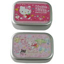 Sanrio aluminum lunch box