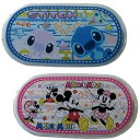 Two steps of disney character lunch boxes
