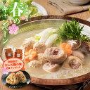 《かしわ飯の素 2袋》特典付き!博多華味鳥の水炊きセット(3〜4人前)送料無料 春のキャンペーン【公
