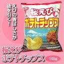 桜えびポテトチップス 2袋セット静岡県産 桜えび 駿河湾 で...