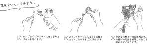 ソフトピラミッドアジサイ・ヘッド 【プリザーブドフ