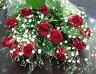 赤バラの花束【常温便】(【誕生日・お祝い・クリスマス勤労感謝の日・いい夫婦の日】)